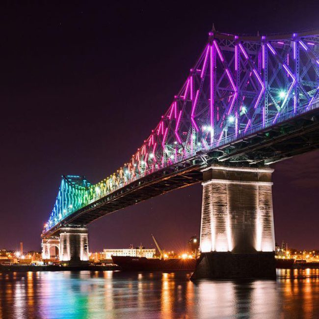 Shining Lights For Montréal